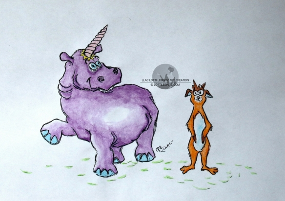 LLAC Lotti Leibnitz Art Creation Mint Moments Safari Special Alltagsanekdoten Everydaylife Musings Thoughts Art Entertainment Illustration Drawing Humour Humor